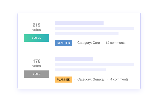 Validate product ideas with user voting in WordPress